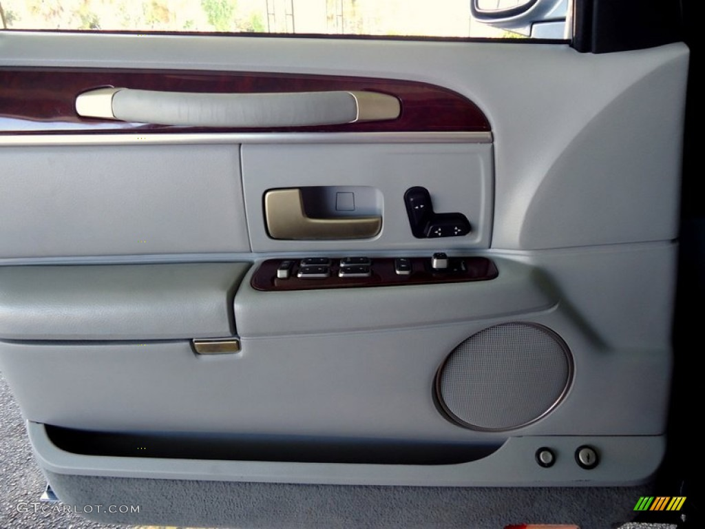 2004 lincoln town car signature door panel photos - Lincoln town car interior door parts ...