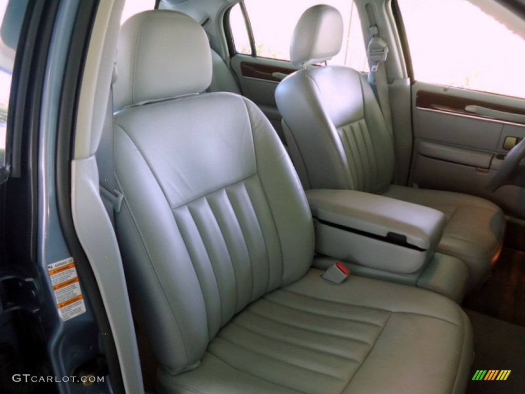 2004 lincoln town car signature interior color photos. Black Bedroom Furniture Sets. Home Design Ideas