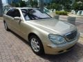 Desert Silver Metallic 2002 Mercedes-Benz S 500 Sedan