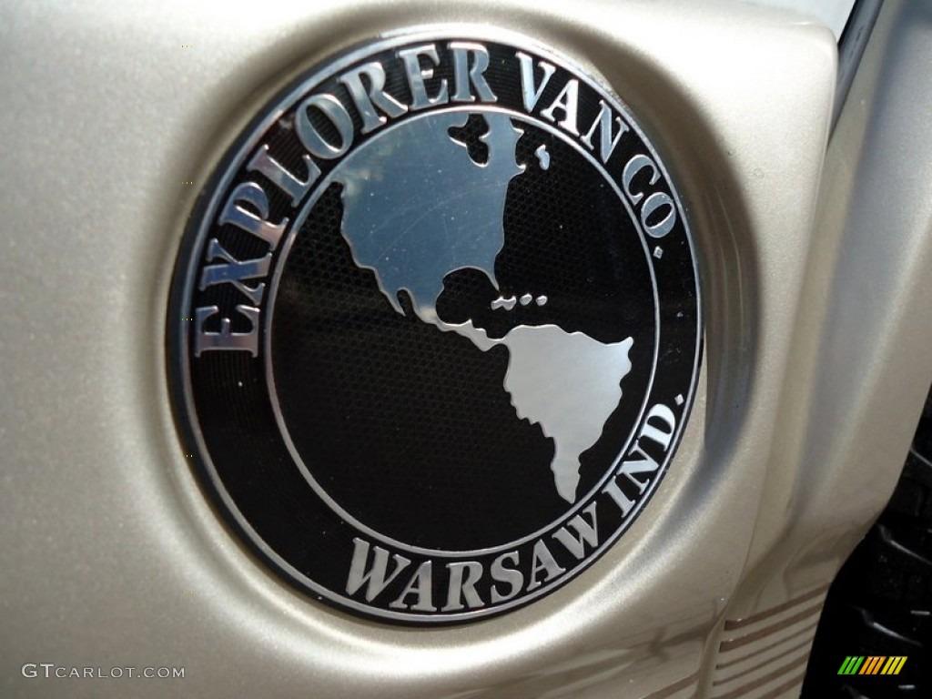 Explorer Van Co Warsaw IND 2002 Chevrolet Express 1500 Passenger Conversion Parts