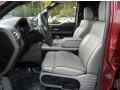 Dove Grey 2006 Lincoln Mark LT Interiors