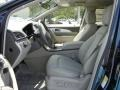 Front Seat of 2013 MKX FWD