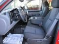 2012 Victory Red Chevrolet Silverado 1500 LS Crew Cab 4x4  photo #10