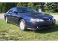 2002 Navy Blue Metallic Chevrolet Monte Carlo LS #69998147