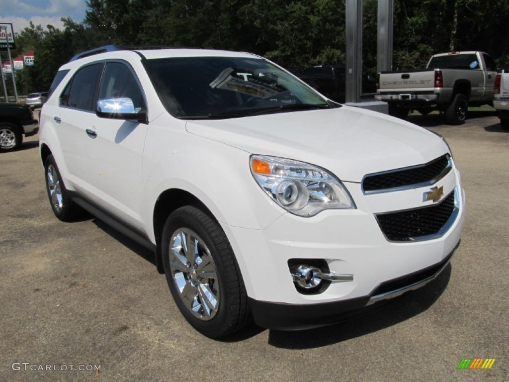 Used 2012 Chevrolet Equinox LTZ SUV Review amp Ratings  Edmunds