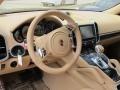Dashboard of 2013 Cayenne Diesel