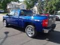 2013 Blue Topaz Metallic Chevrolet Silverado 1500 LT Extended Cab 4x4  photo #5