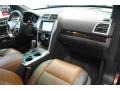 Pecan/Charcoal Dashboard Photo for 2011 Ford Explorer #70045895