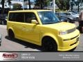 2005 Solar Yellow Scion xB  #69997639