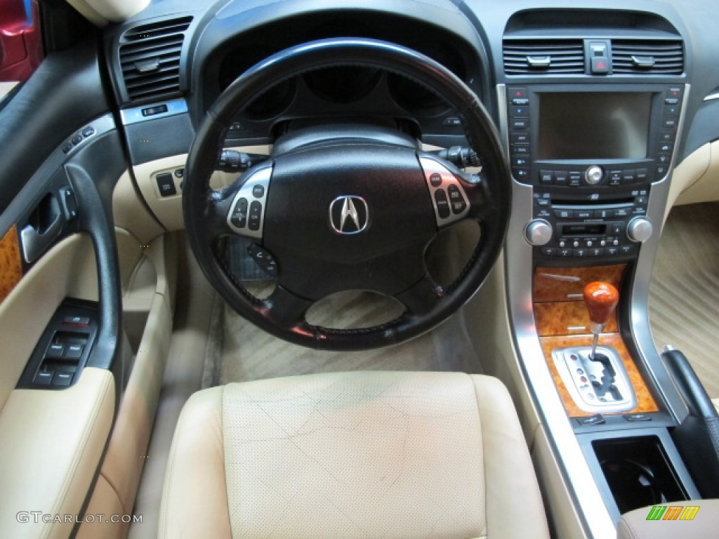 Acura TL Camel Dashboard Photo GTCarLotcom - 2005 acura tl dashboard replacement