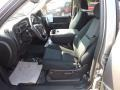 2012 Graystone Metallic Chevrolet Silverado 1500 LT Crew Cab  photo #11