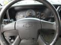 Dark Charcoal Steering Wheel Photo for 2005 Chevrolet Silverado 1500 #70069361