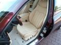 Front Seat of 2013 Quattroporte S