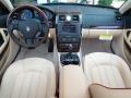 Dashboard of 2013 Quattroporte S