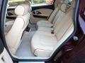 Rear Seat of 2013 Quattroporte S