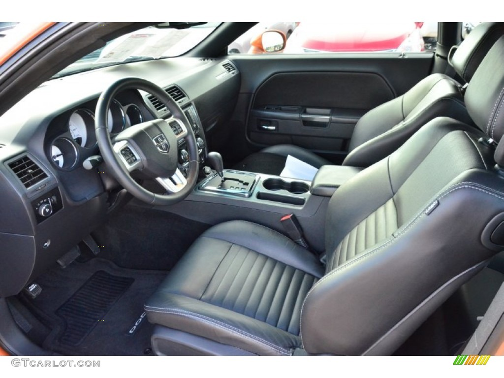 2011 Dodge Challenger Se Interior Photos