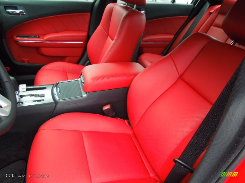 black red interior 2013 dodge charger r t photo 70075994