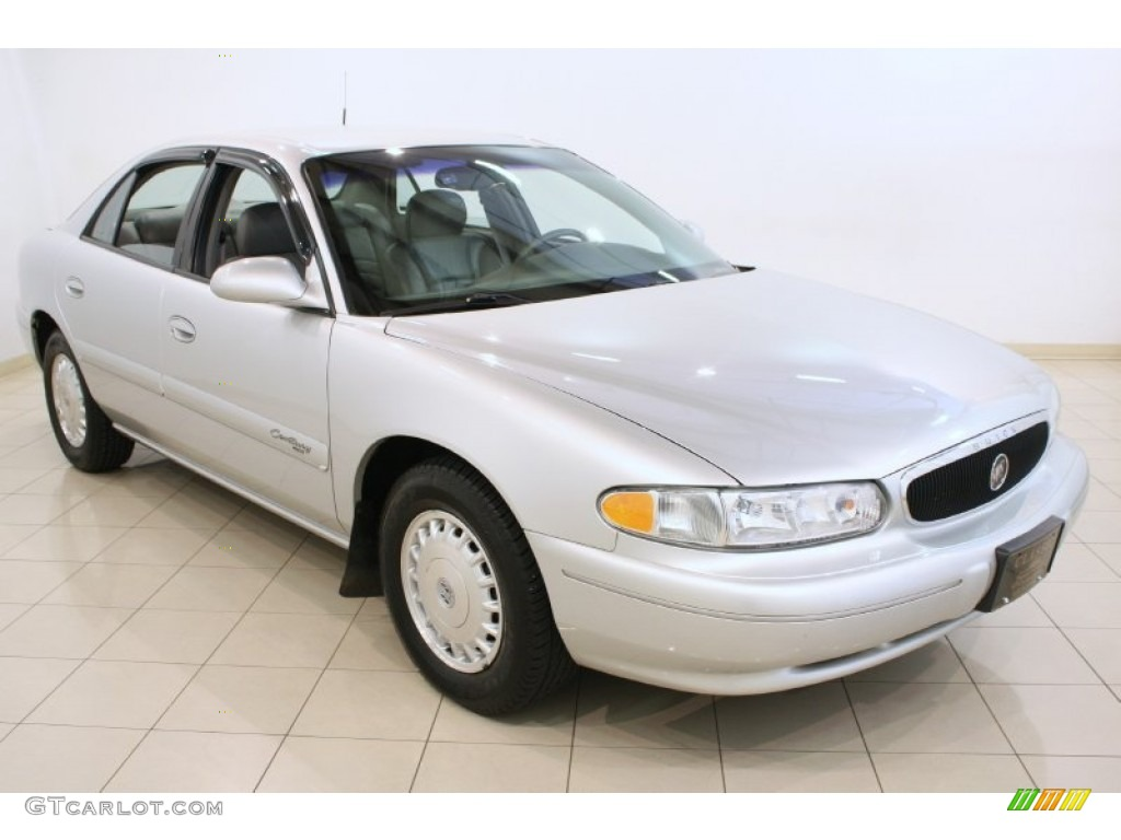 Sterling Silver Metallic 2001 Buick Century Limited