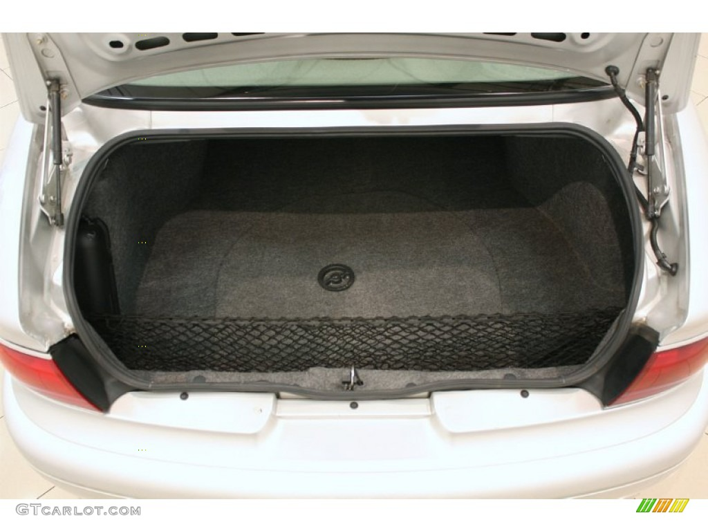 2001 Buick Century Limited Trunk Photo 70078211