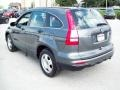 2011 Polished Metal Metallic Honda CR-V LX 4WD  photo #2
