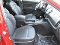 2011 Sportage SX AWD Black Interior