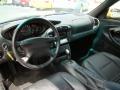 Black Prime Interior Photo for 1999 Porsche 911 #70100088