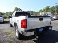 2012 Silver Ice Metallic Chevrolet Silverado 1500 LT Extended Cab 4x4  photo #3
