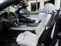 Front Seat of 2013 M6 Coupe