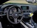Dashboard of 2013 M6 Coupe