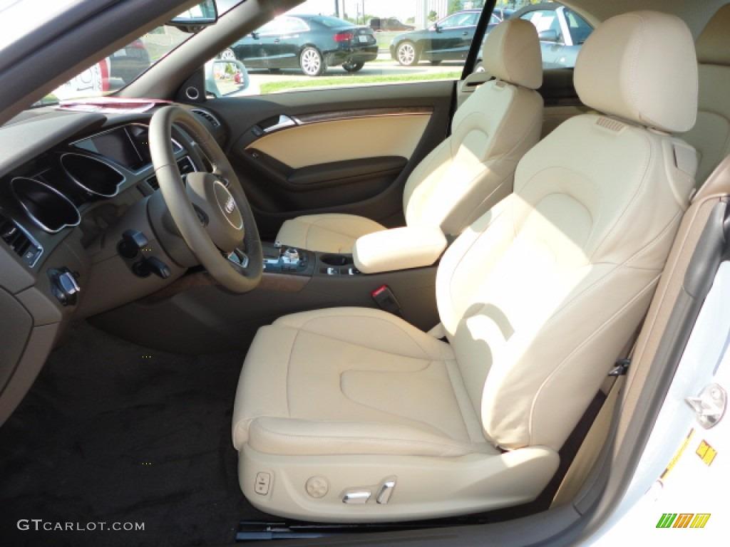 2013 Audi A5 2 0t Quattro Cabriolet Interior Photo