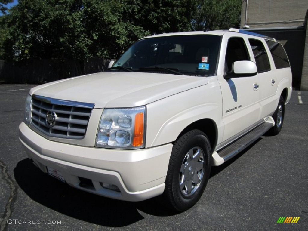 white diamond 2004 cadillac escalade esv awd exterior photo 70107381. Black Bedroom Furniture Sets. Home Design Ideas