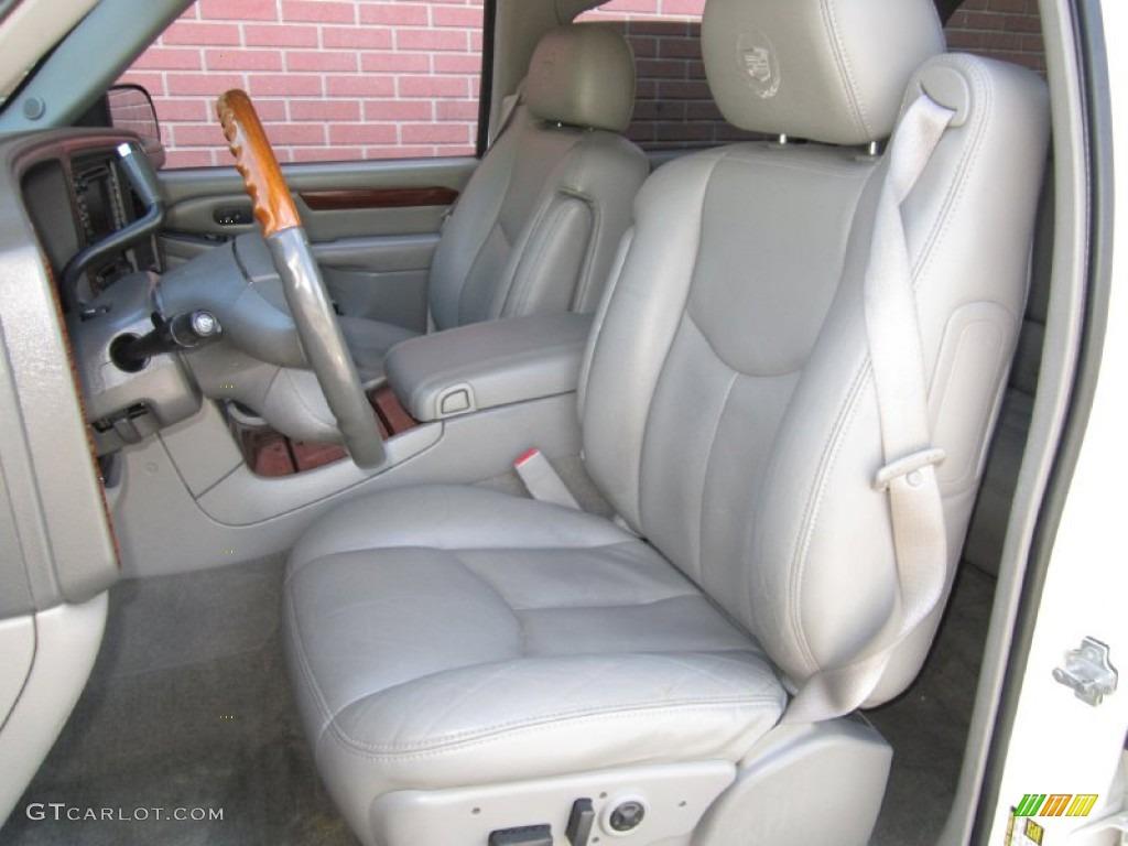 Shale Interior 2004 Cadillac Escalade Esv Awd Photo 70107480