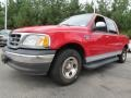 Bright Red 2002 Ford F150 Gallery