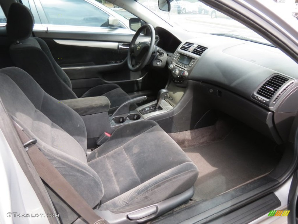 Black Interior 2006 Honda Accord EX Coupe Photo #70114536 | GTCarLot ...