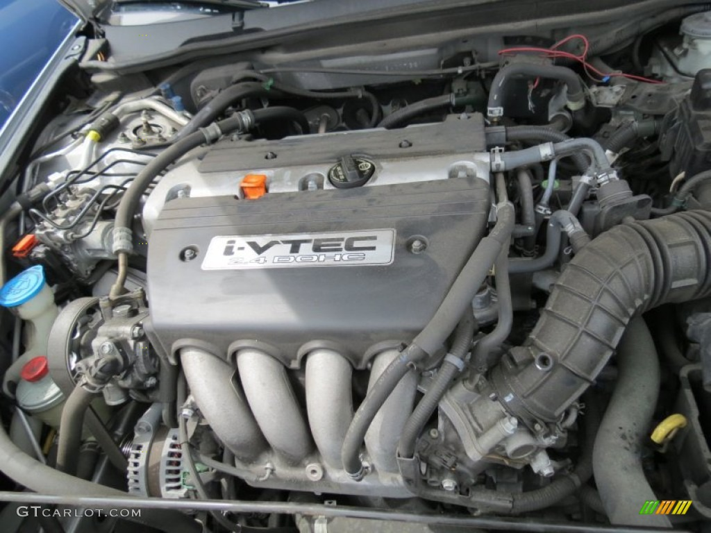 2006 Honda Accord Ex Coupe 2 4l Dohc 16v I Vtec 4 Cylinder Engine Photo 70114557 Gtcarlot Com