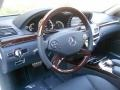 Black Steering Wheel Photo for 2013 Mercedes-Benz S #70114773