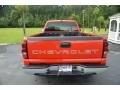 2005 Victory Red Chevrolet Silverado 1500 Regular Cab  photo #6