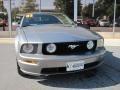 2007 Tungsten Grey Metallic Ford Mustang GT Premium Convertible  photo #2