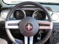 2007 Tungsten Grey Metallic Ford Mustang GT Premium Convertible  photo #9