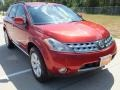 2007 Sunset Red Pearl Metallic Nissan Murano SL  photo #1