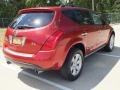 2007 Sunset Red Pearl Metallic Nissan Murano SL  photo #5