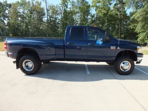 2007 Dodge Ram 3500 Lone Star Quad Cab 4x4 Dually Data, Info and Specs