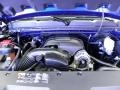 2013 Blue Topaz Metallic Chevrolet Silverado 1500 LT Extended Cab  photo #4