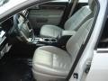 2008 White Suede Lincoln MKZ Sedan  photo #14