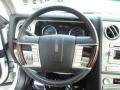 2008 White Suede Lincoln MKZ Sedan  photo #23