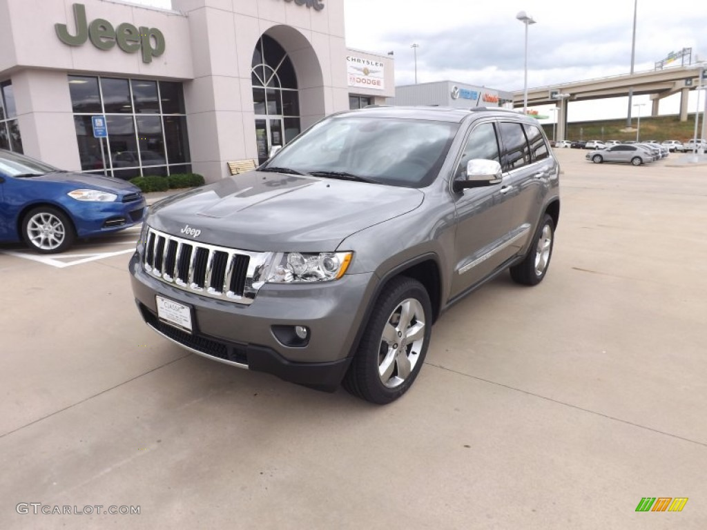 2013 mineral gray metallic jeep grand cherokee limited 70133282 photo 10 car. Black Bedroom Furniture Sets. Home Design Ideas