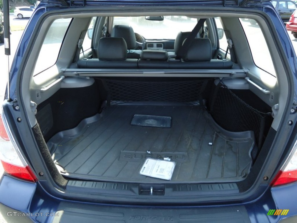2006 subaru forester 2 5 xt limited trunk photo 70149392. Black Bedroom Furniture Sets. Home Design Ideas