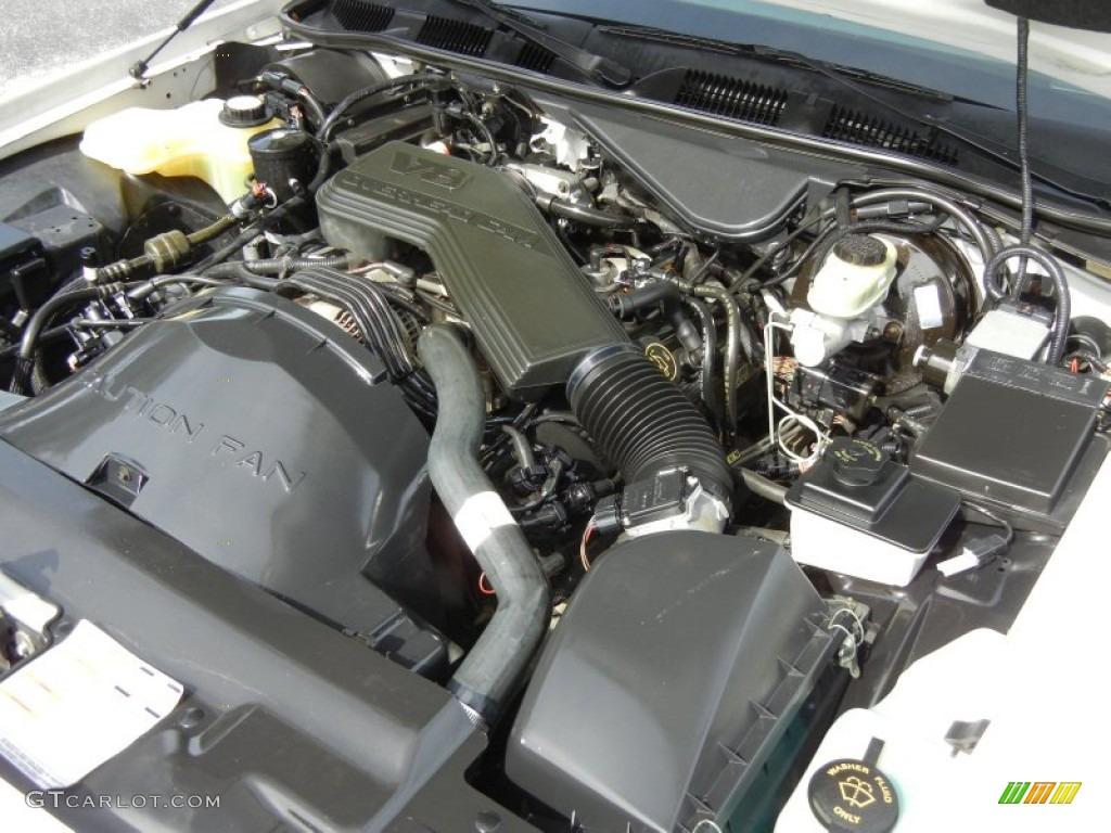 1995 mercury grand marquis gs 4 6l sohc 16v v8 engine