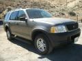 2003 Mineral Grey Metallic Ford Explorer XLS 4x4  photo #33
