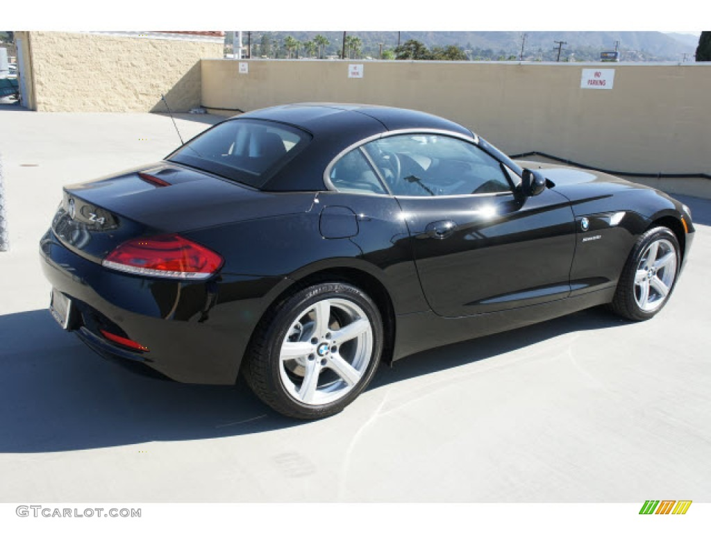 Jet Black 2013 Bmw Z4 Sdrive 28i Exterior Photo 70161188 Gtcarlot Com